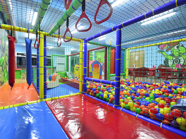 Primaland è una fabbrica di playground made in Italy. Professionalità, gusto estetico e sicurezza