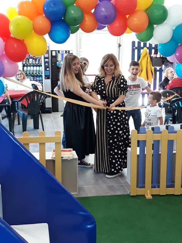 Inaugurata ad Alghero la Ludoteca Cartoonlandia, i giochi sono stati realizzati da Primaland
