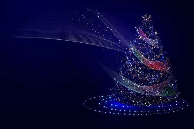 allestimenti natalizi per negozi