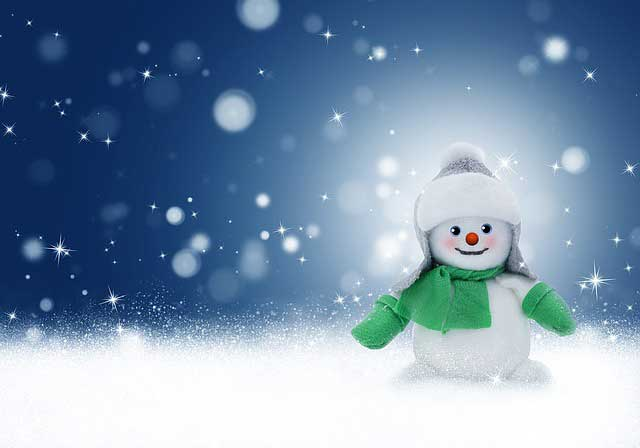 In primaland trovi pupazzi di neve per gli allestimenti natalizzi di attività commerciali